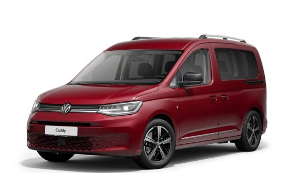 Volkswagen Caddy na operativní leasing