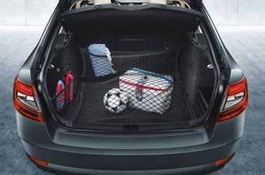 Octavia - zavazadlový prostor