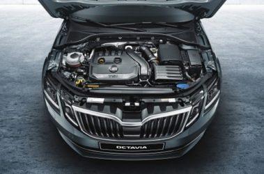 Octavia - motor