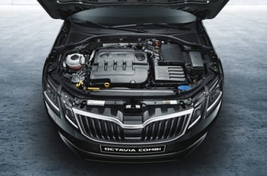 Octavia Combi - motor