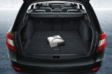 Octavia Combi - zavazadlový prostor