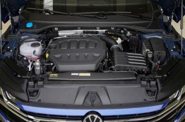 Nový Arteon motor