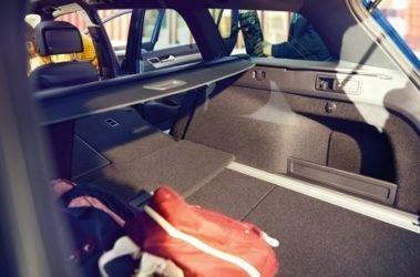 Nový Passat Variant zavazadlový prostor