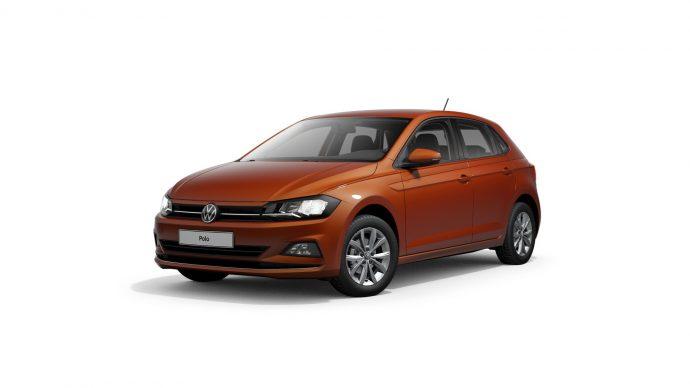 Volkswagen polo na operativní leasing