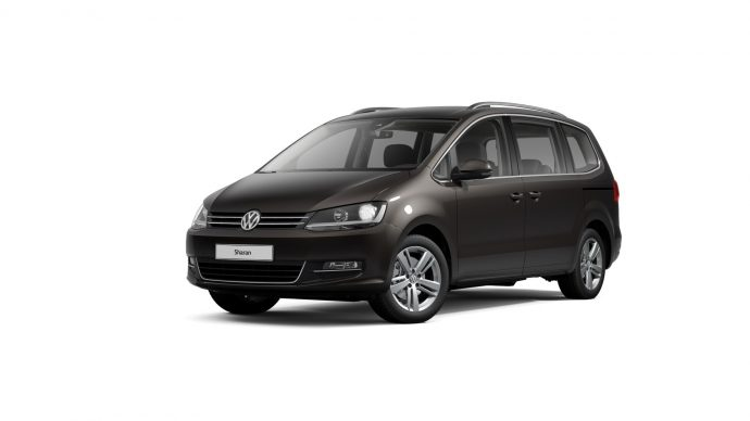 Volkswagen Sharan na operativní leasing