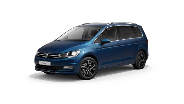 Volkswagen Touran na operativní leasing