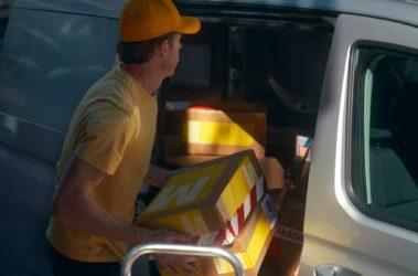 Nový Caddy Cargo boční posuvné dveře