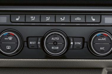 Nová Caravelle klimatizace