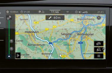 Nová Caravelle navigační system Discovery Pro