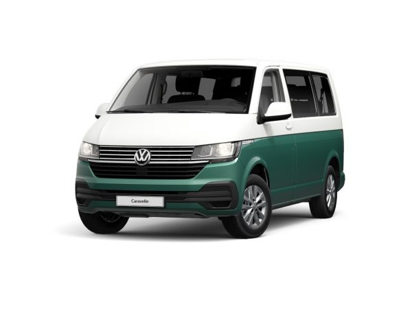Volkswagen Caravelle na operativní leasing