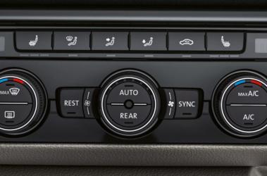 Nový Multivan klimatizace Climatronic