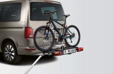 Nový Multivan nosič jízdních kol