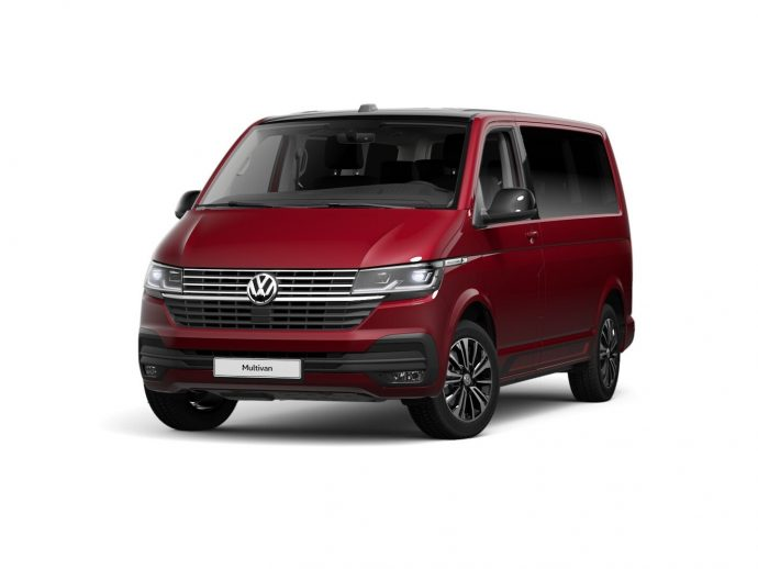 Volkswagen multivan 6.1 na operativní leasing