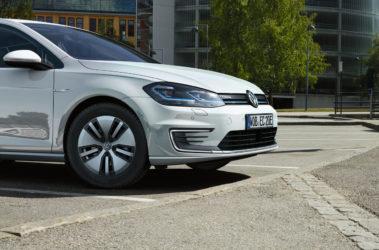 Volkswagen e-Golf detail kolo
