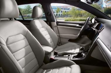 Volkswagen e-Golf interiér