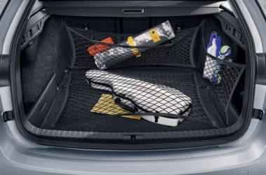 Nová Octavia Combi - zavazadlový prostor