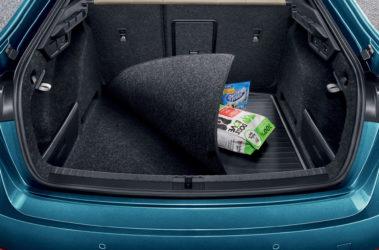 Nová Octavia zavazadlový prostor