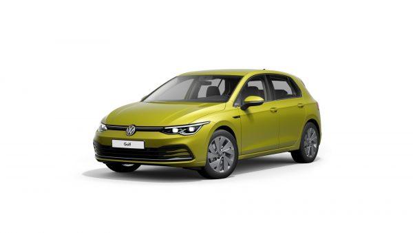 Volkswagen golf na operativní leasing
